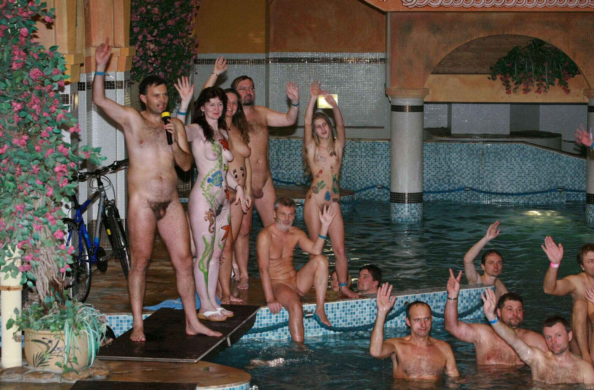 Contest of nudists - Miss 2008 EU Contest [Purenudism pics]