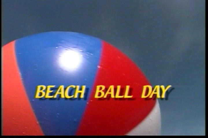 Naturism in Russia - Family Video [Beach Ball Day]