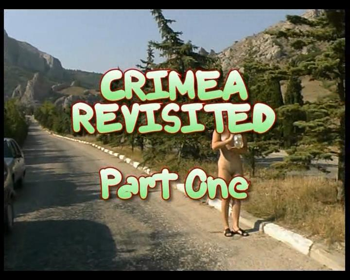 Сollection of a nudists - Crimea revisited part 1